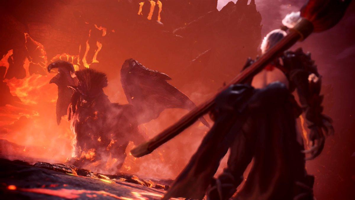 Monster Hunter World Screenshots Thread! DVp8_-oVwAAJO38