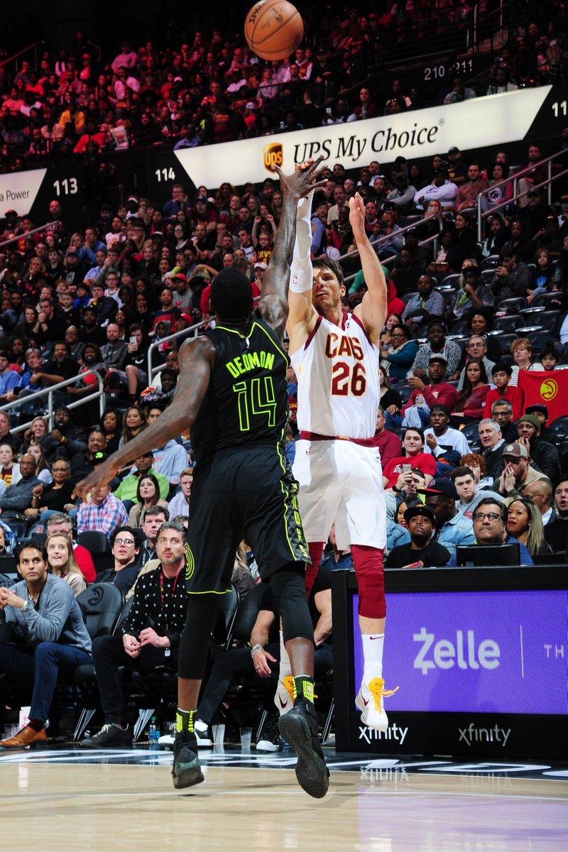 手感發燙!Korver面對舊主狂飆7記三分,賽季新高30分帶一波流!(影)-黑特籃球-NBA新聞影音圖片分享社區