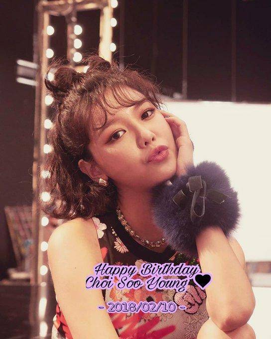 Happy Birthday ~ Choi SooYoung