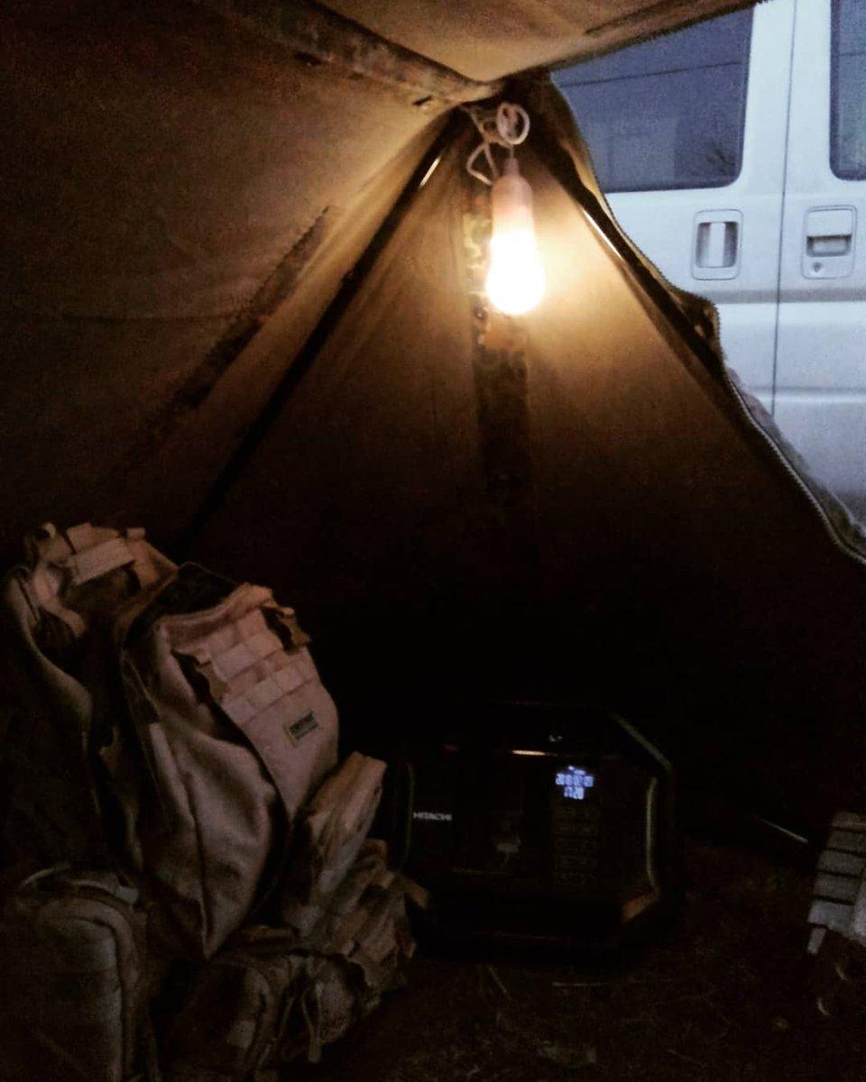 test ツイッターメディア - セリアでいいもん発見~?? ソケットから電球までプラスチックの一体成形で、中は電球色のLED。 スノピのたねほうずき高いからな(笑) これ100円?? #セリア #パップテント #テント内照明  #たねほうずき https://t.co/XpXa9PthQL