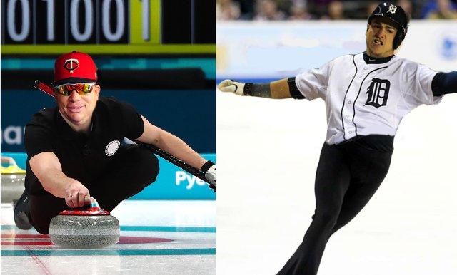 いい冬季オリンピック選手になれそうなメジャーリーガーは?