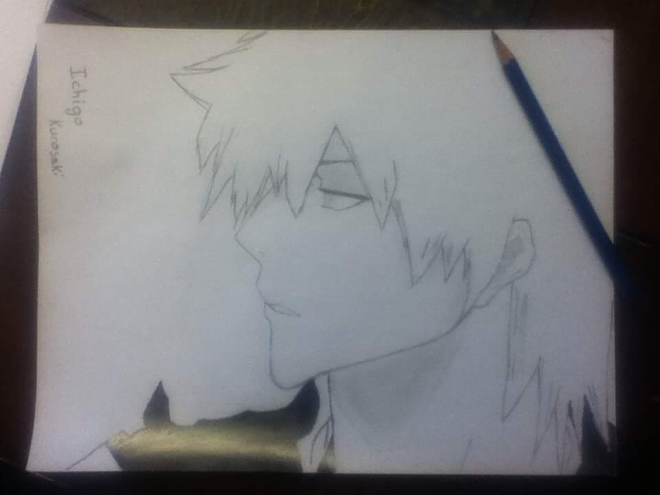Anime Bleach Drawing Draw Ink Pencildrawing Love Art More Ichigo Next Back Follow Sub Youtuber OurWolfPackPlayspictwitter R3OidTehd1