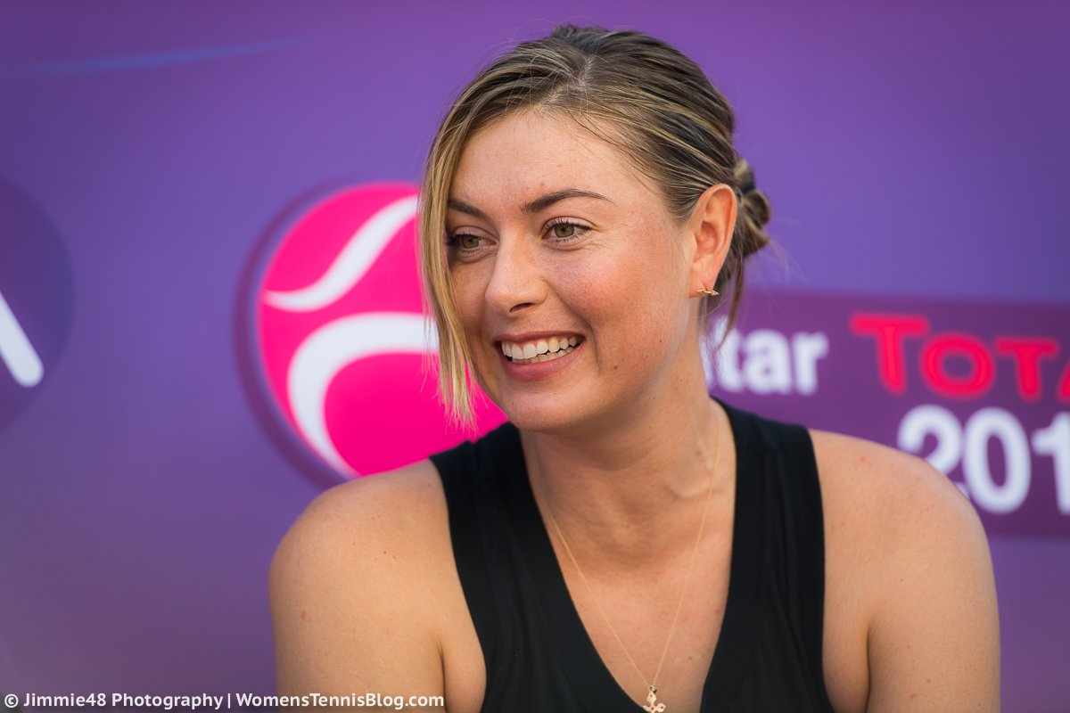 MARIA SHARAPOVA - Página 19 DVq4it0X0AAiuS-