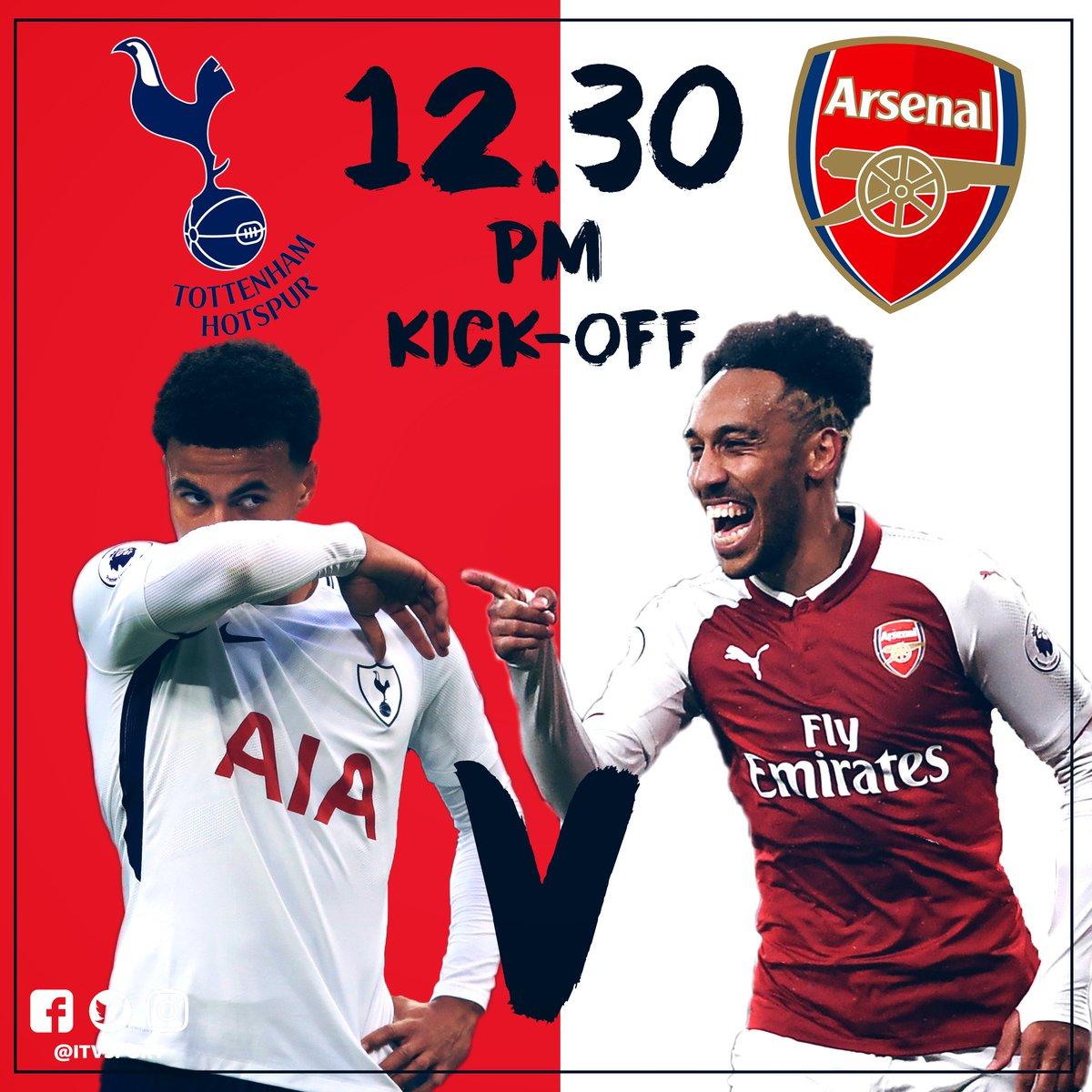 Tottenham Vs Ajax Itv: ITV Football (@itvfootball)