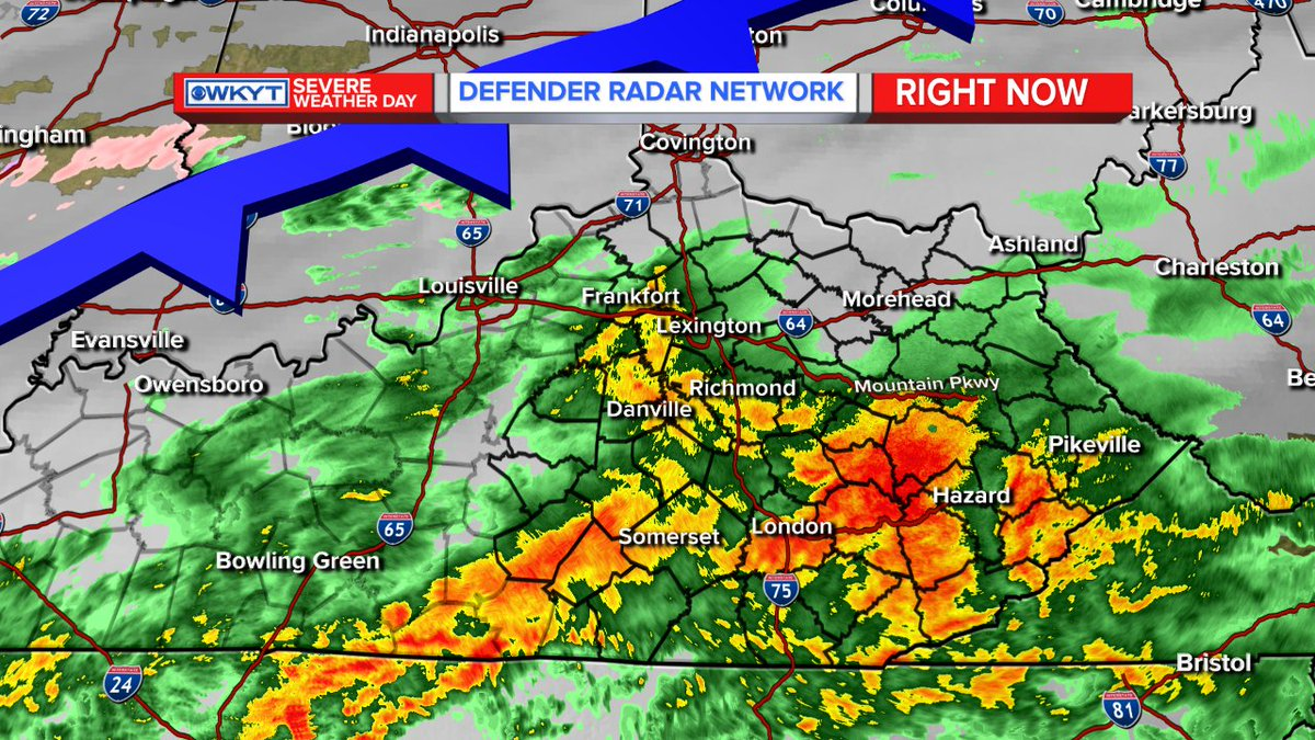 Wkyt Weather Map.Adam Burniston On Twitter It S A First Alert Severe Weather Day As