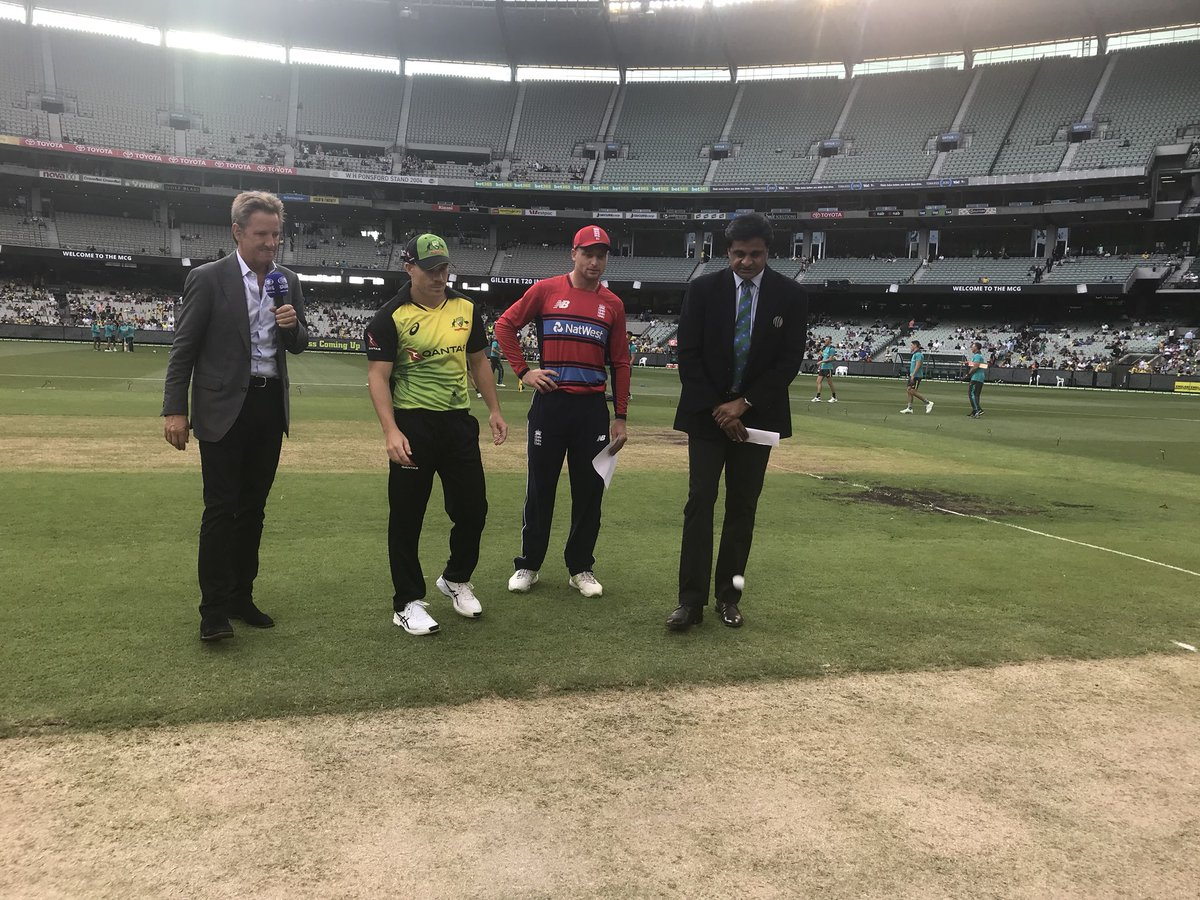 Australia vs England, 3rd Match, T20I Tri-series