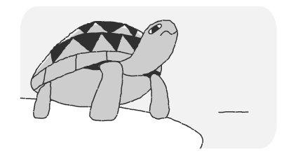 ¡En los Juegos de Invierno de Google participan hasta las tortugas! Deslízate hasta el #GoogleDoodle de hoy ❄️🐢❄️