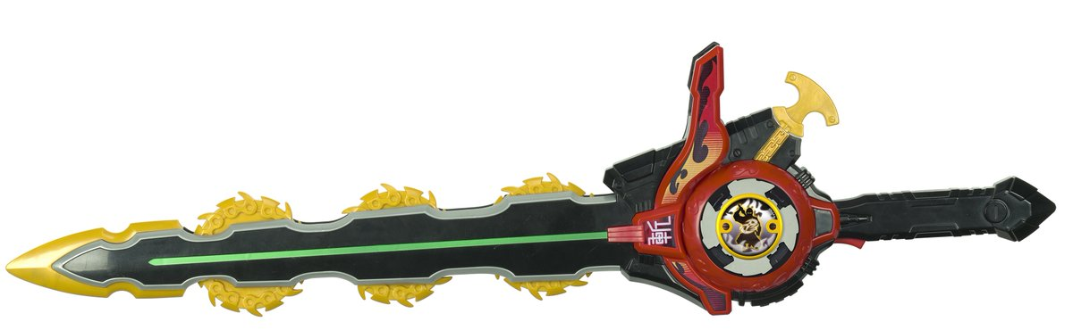 Want to win a Power Rangers Ninja Steel Master Blade! Simply RT&FLW and the winner will be chosen on the 23rd February! #PowerRangers #25thAnniversary #WIN #Competition #BandaiUK