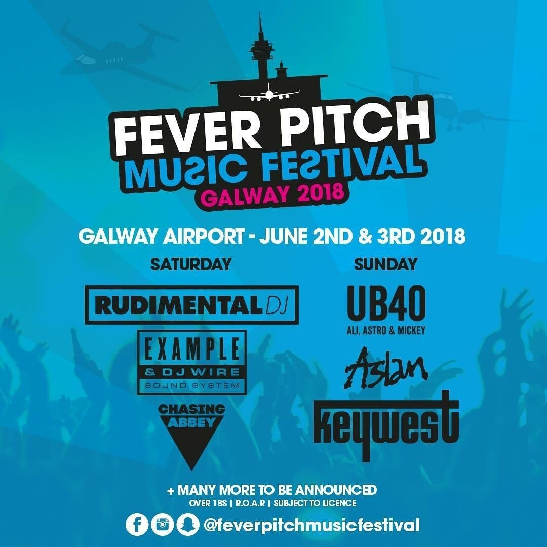 Image result for fever pitch music festival galway