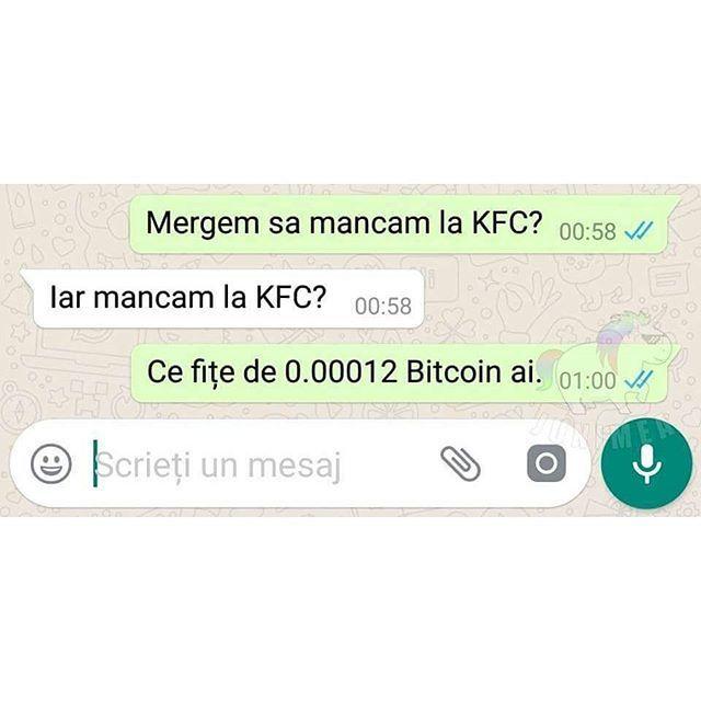 funny bitcoin glume)