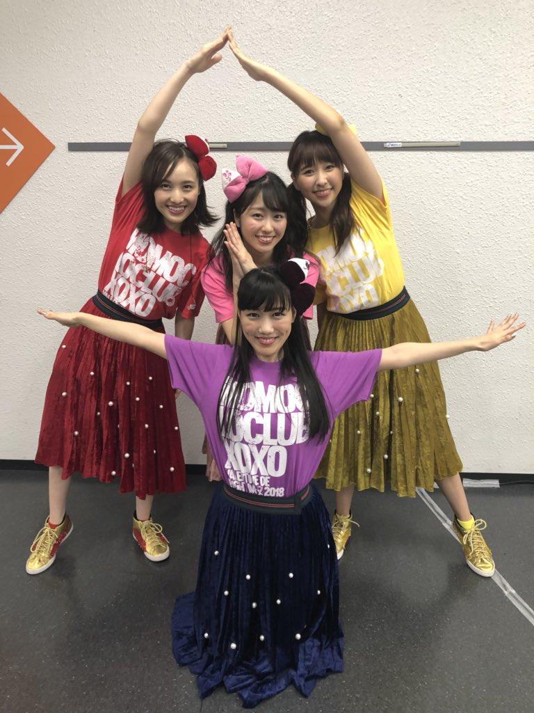 『4人ver.の曲は9曲!!・セトリ「ももクロ・バレイベ2018裏(20180210)」』!