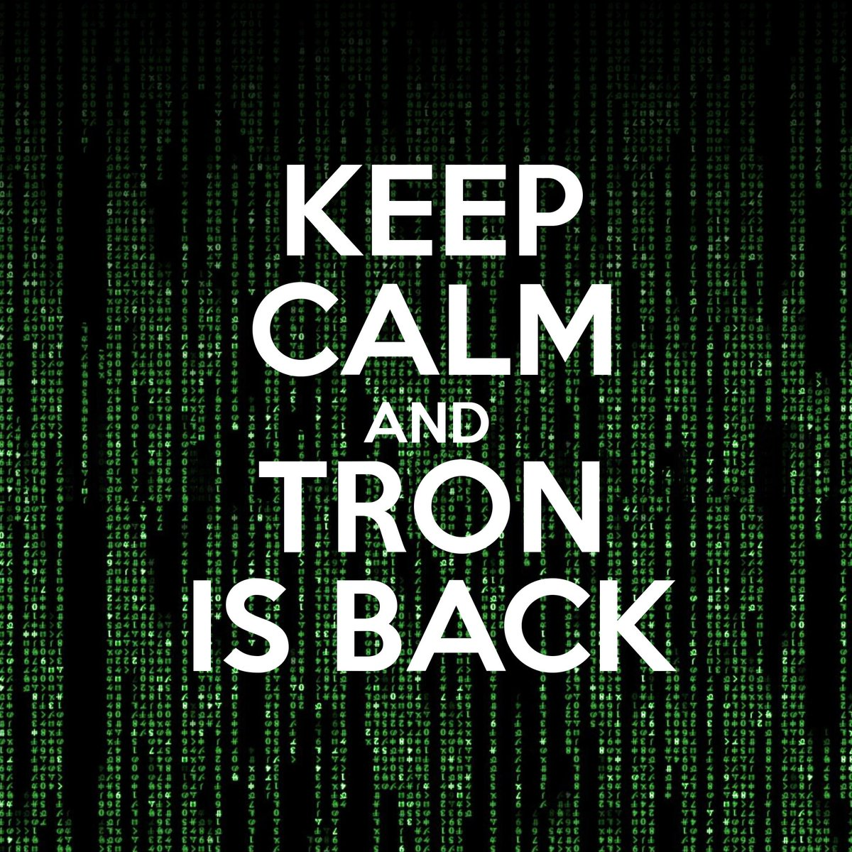 Iphone 6 Wallpaper On Twitter Keepcalm Tron Is Back In The