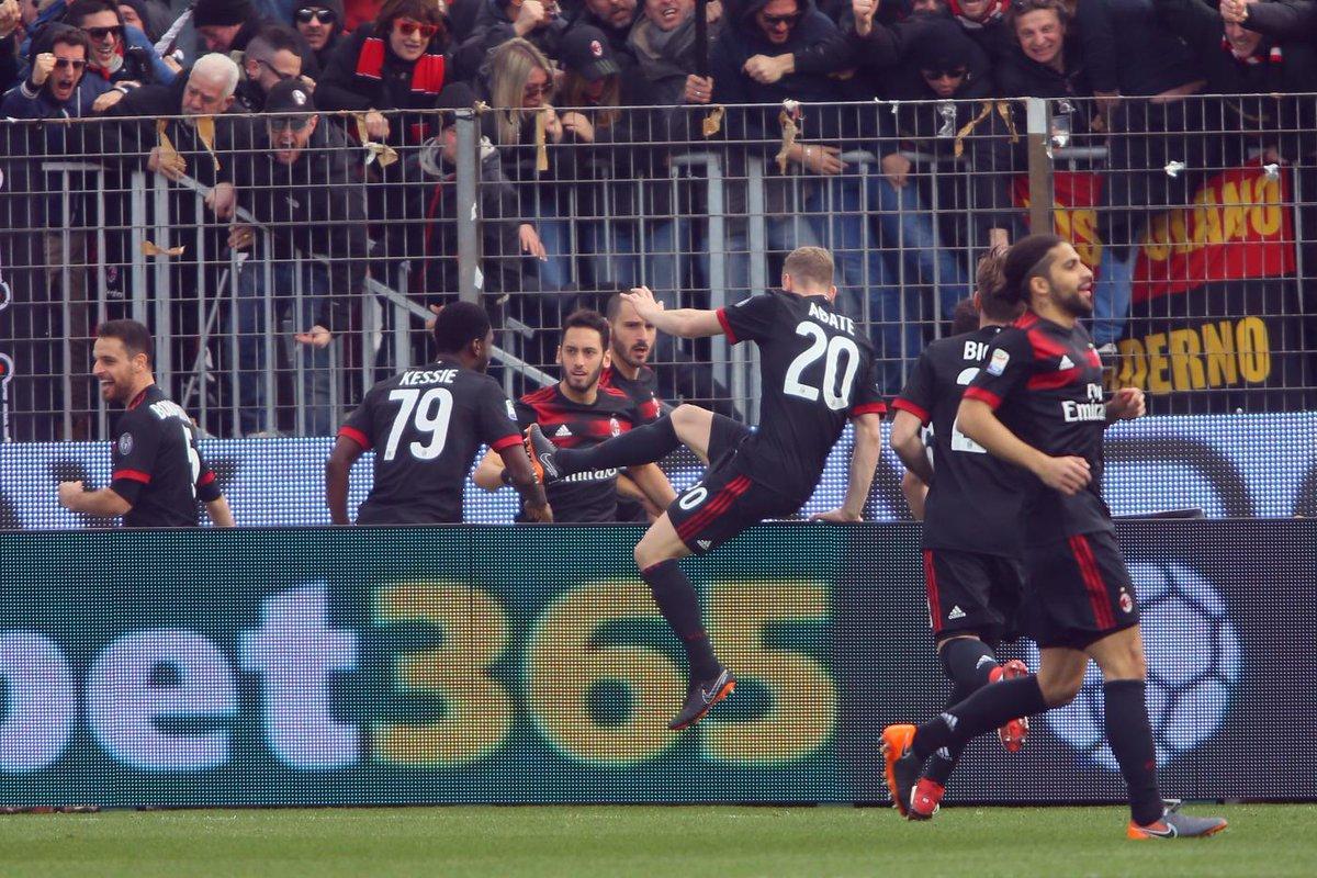 Video: SPAL vs AC Milan