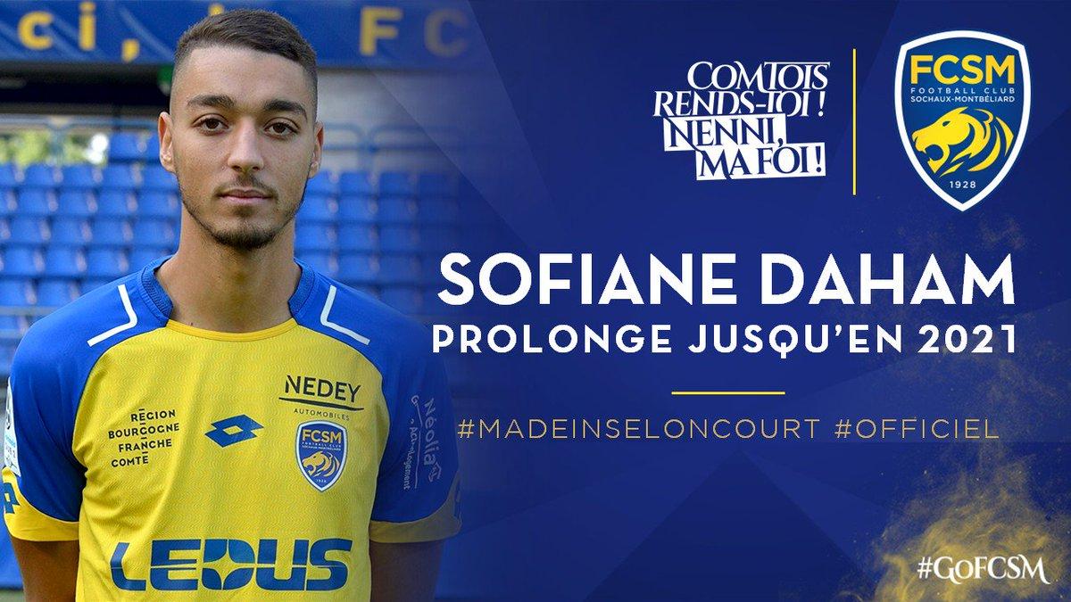 Sofiane Daham