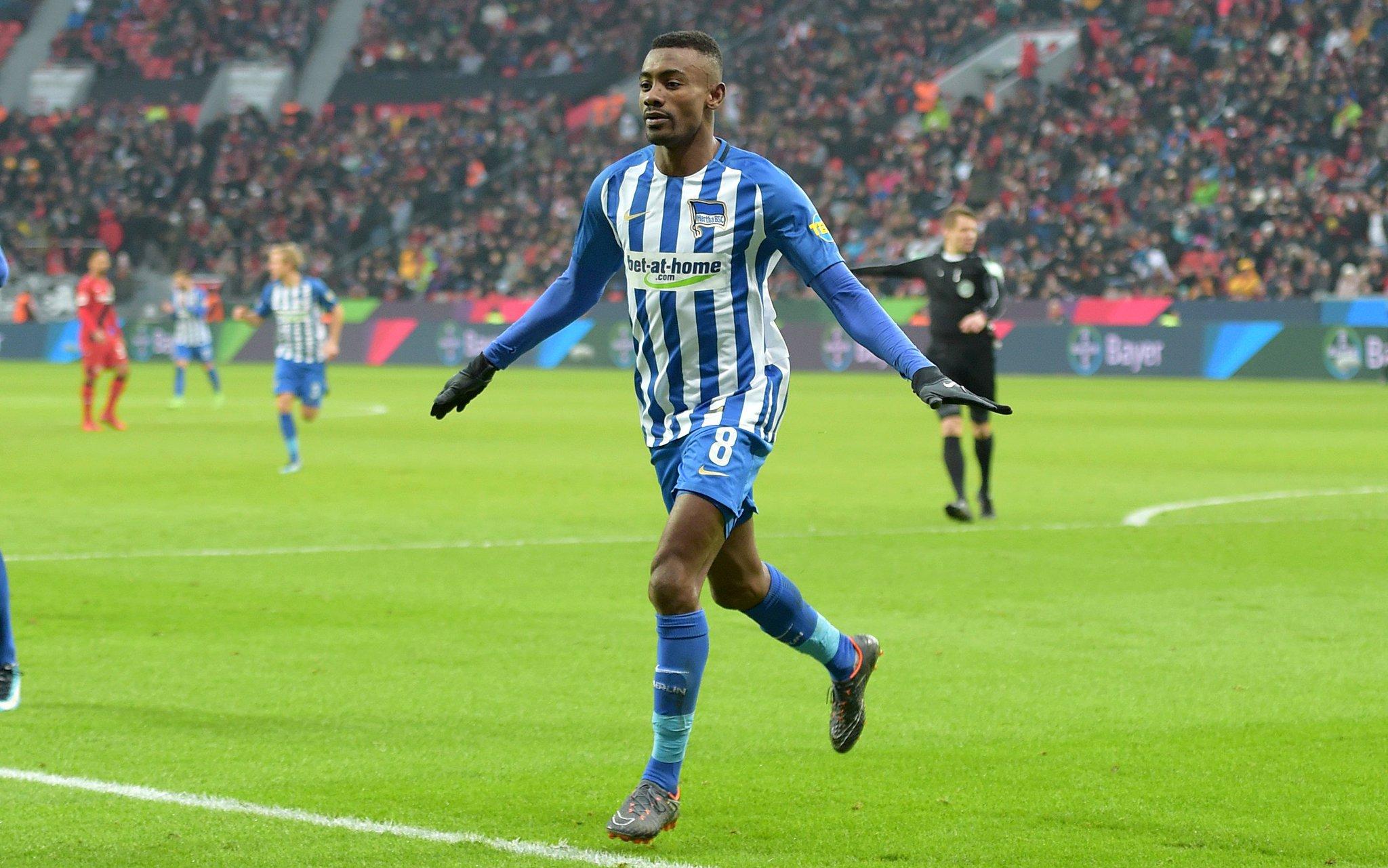 Bayer Leverkusen 0-2 Hertha BSC Highlights