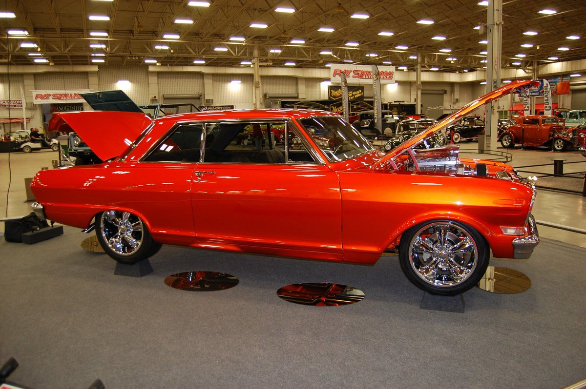 Autorama World Of Wheels Cavalcade Of Customs On Twitter Good - Car show indiana state fairgrounds