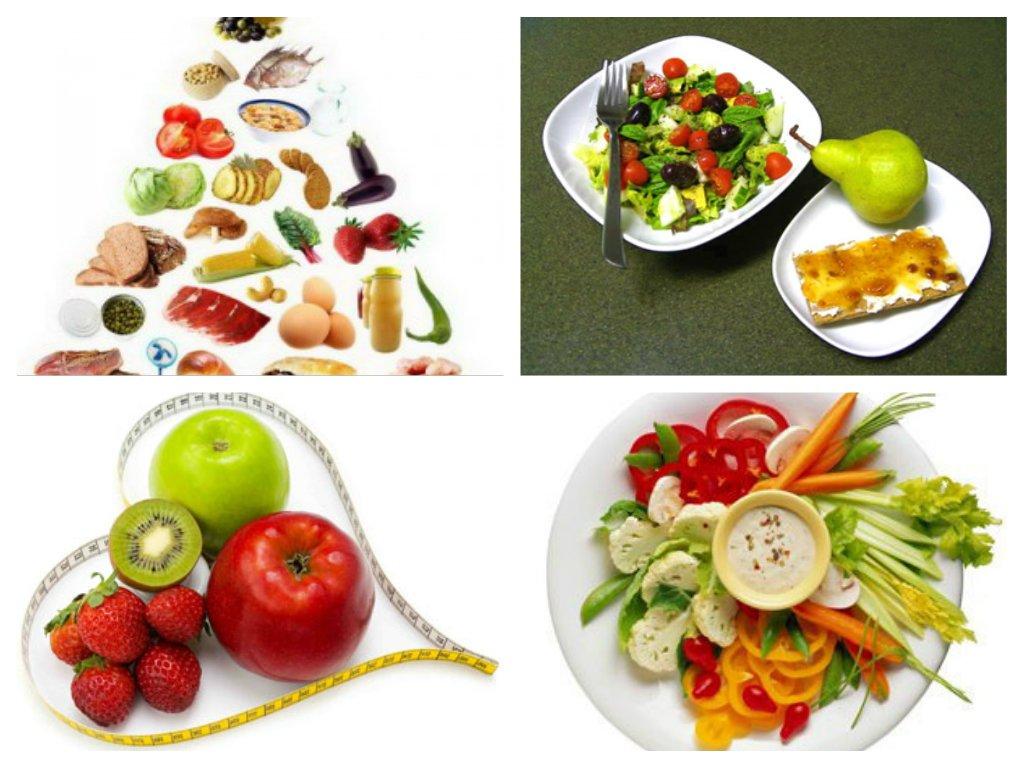 Сбалансированная диета для женщин