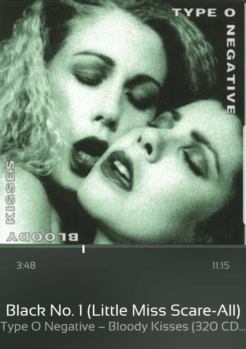 Sex songs by type o negative