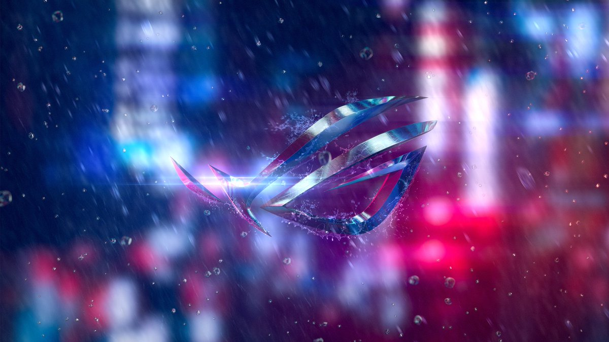 rog global on twitter check out the rainy night wallpaper get