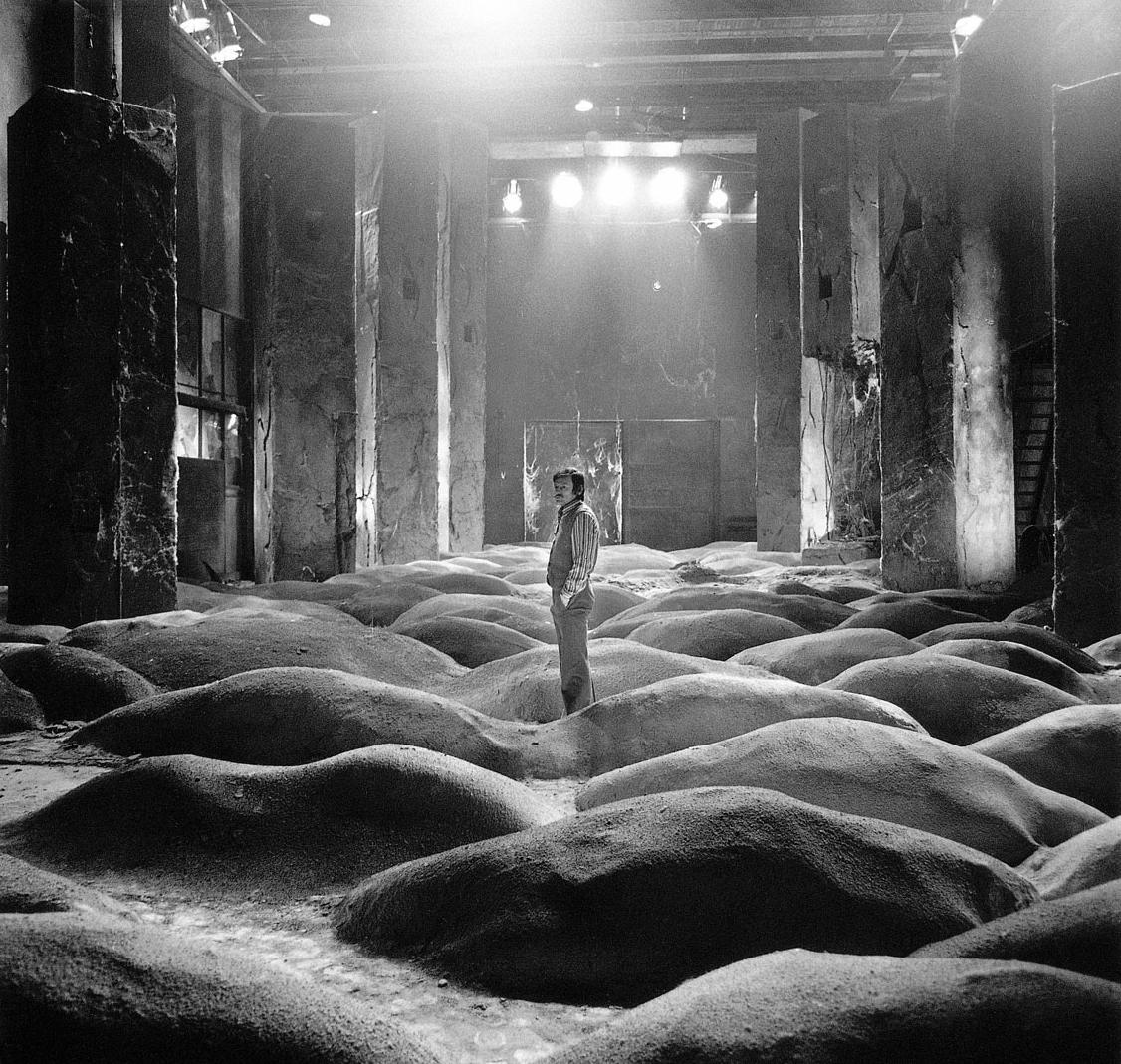 "James King on Twitter: ""Tarkovsky alert: STALKER Subterranean ..."