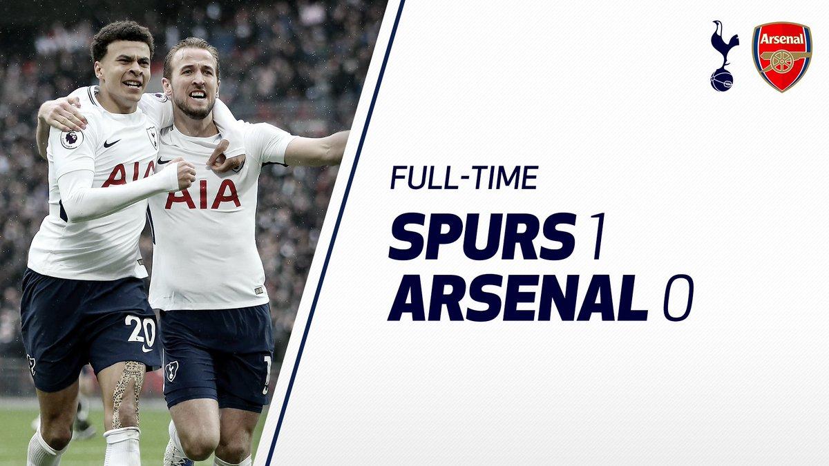 Chấm điểm kết quả Tottenham 1-0 Arsenal