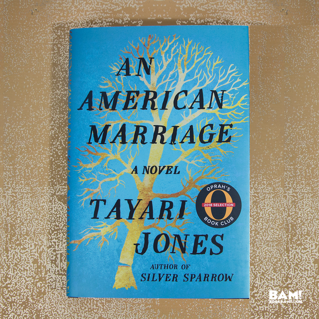 #ICYMI Oprah Winfrey has selected An American Marriage by Tayari Jones as her 2018 Oprahs Book Club Selection! Find it now at #BooksAMillion in-store and online! bit.ly/2BH4bfB