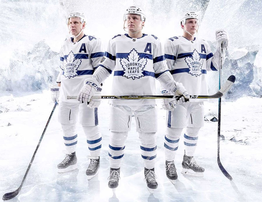 5b2044cf9 ... of pics and details --  http   news.sportslogos.net 2018  02 10 leafs-are-ready-aye-ready-for-stadium-series-unveil-uniform   …pic.twitter.com rUnJrO6PP0