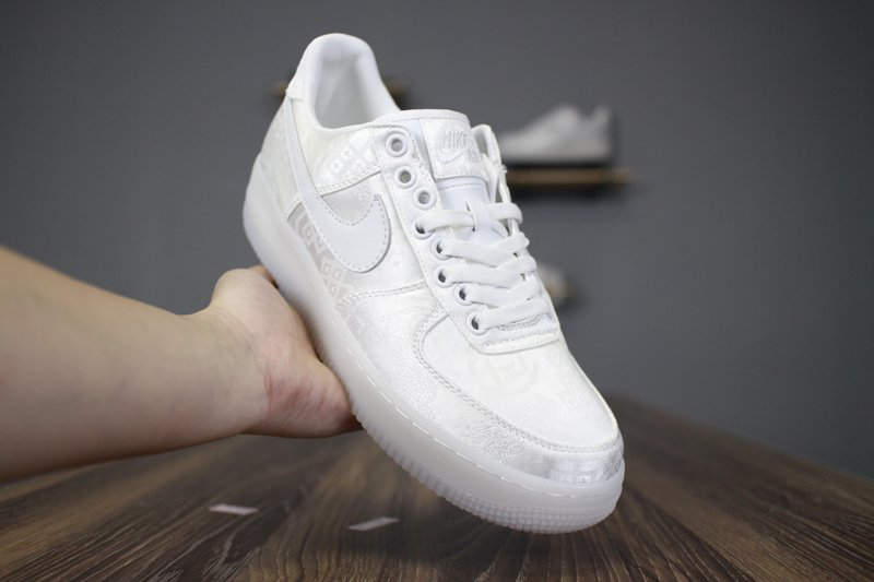 sale retailer 5405f 2318b CLOT x Air Force 1 is selling for around £300 on eBay. Wider release coming  soon! ...