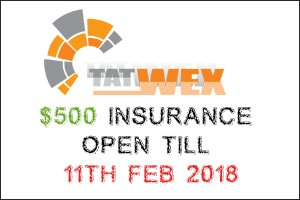 Image for TATWEX Insurance Request open till 24 HOURS.