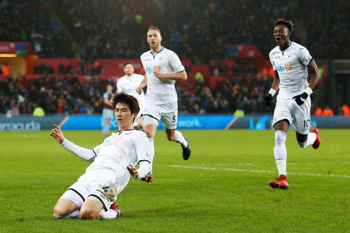 Video: Swansea City vs Burnley