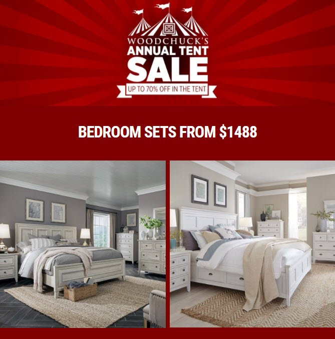 Are You Ready To Save A Lot Of Money And Get Gorgeous Pieces Of #furniture?  Then You Canu0027t Miss #Woodchucku0027s #Tent Sale Now Through Feb. 24th!