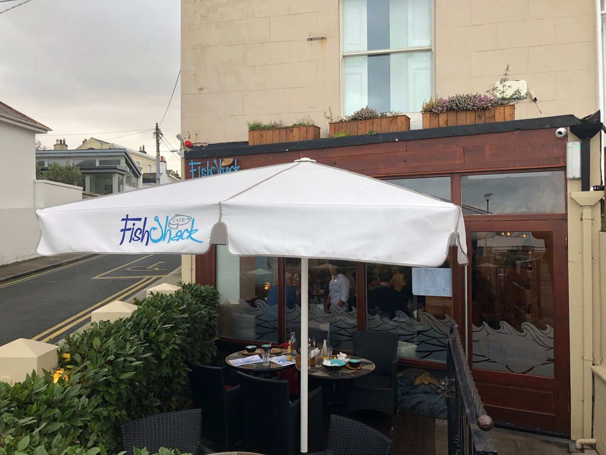 My #SageSaturday pick is @fishshackcafe in #DunLaoghaire. Excellent food and friendly service. https://t.co/eGlifrHLaV