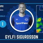 👏 | Master of long-range goals, master of the knee-slide celebration and today he's your @Davanti_Tyres Man of the Match!  Well in, Gylfi! #EFCmatchday #PerformanceDriven