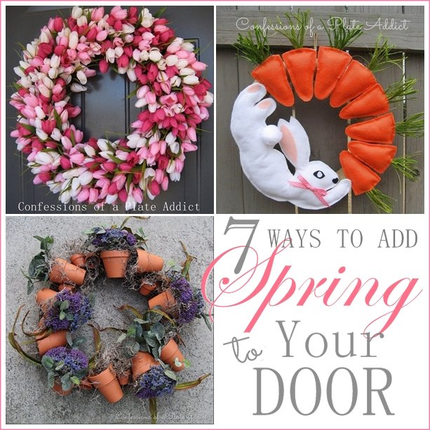 Bit Of Spring To Your Door Http Confessionsofaplateaddict Blo 2018 02 7 Ways Add Html Pic Twitter Fyzrc0jwji