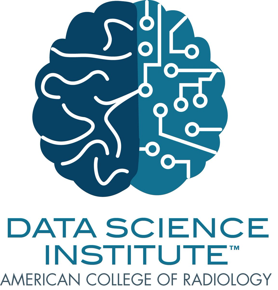 acr radiology on twitter acr data science institute to set
