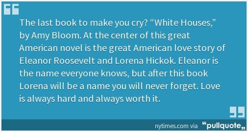 test Twitter Media - Love seeing @wesleyan_u prof @AmyBloomBooks new novel #WhiteHouses  in @nytimesbooks @Tayari  https://t.co/BXJ3fgynKz https://t.co/mDdZ5UNKzC