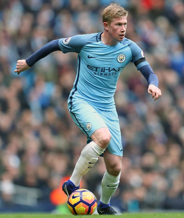 Whos the best player in the Premier League?  RT for De Bruyne   Like for Hazard