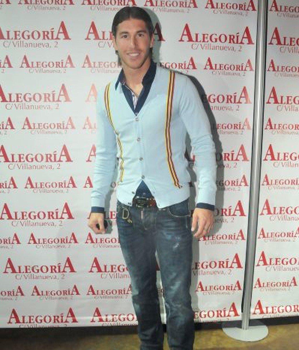 Mis 10 looks favoritos de Sergio Ramos....