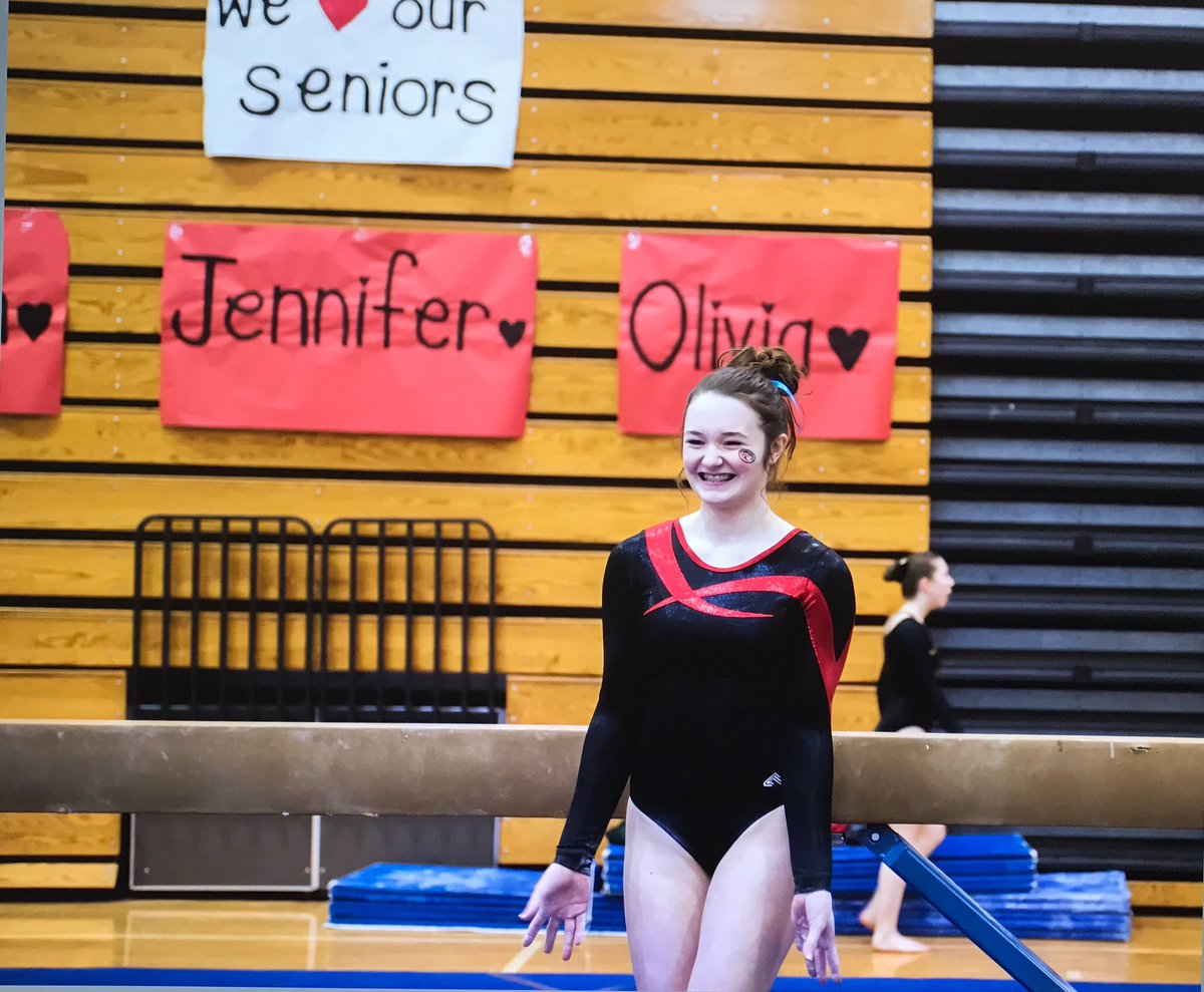 """ballard gymnastics on twitter: """"we are so excited for districts"""