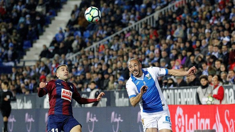 Video: Leganes vs Eibar