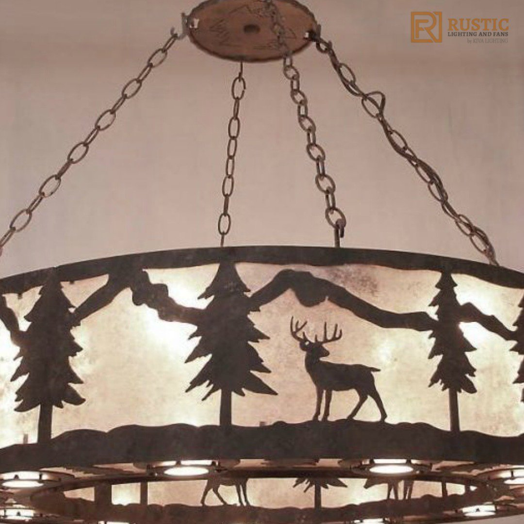 Kiva lighting kivalighting twitter the copper canyon peg290 western chandelier is our newest series of western and rustic chandeliers offer many innovations with useful features arubaitofo Image collections