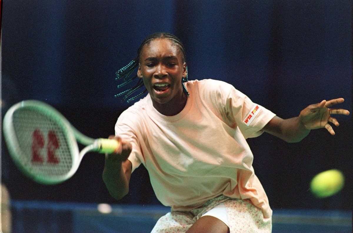 VENUS WILLIAMS - Página 28 DVt5LUAX4AAZaHK
