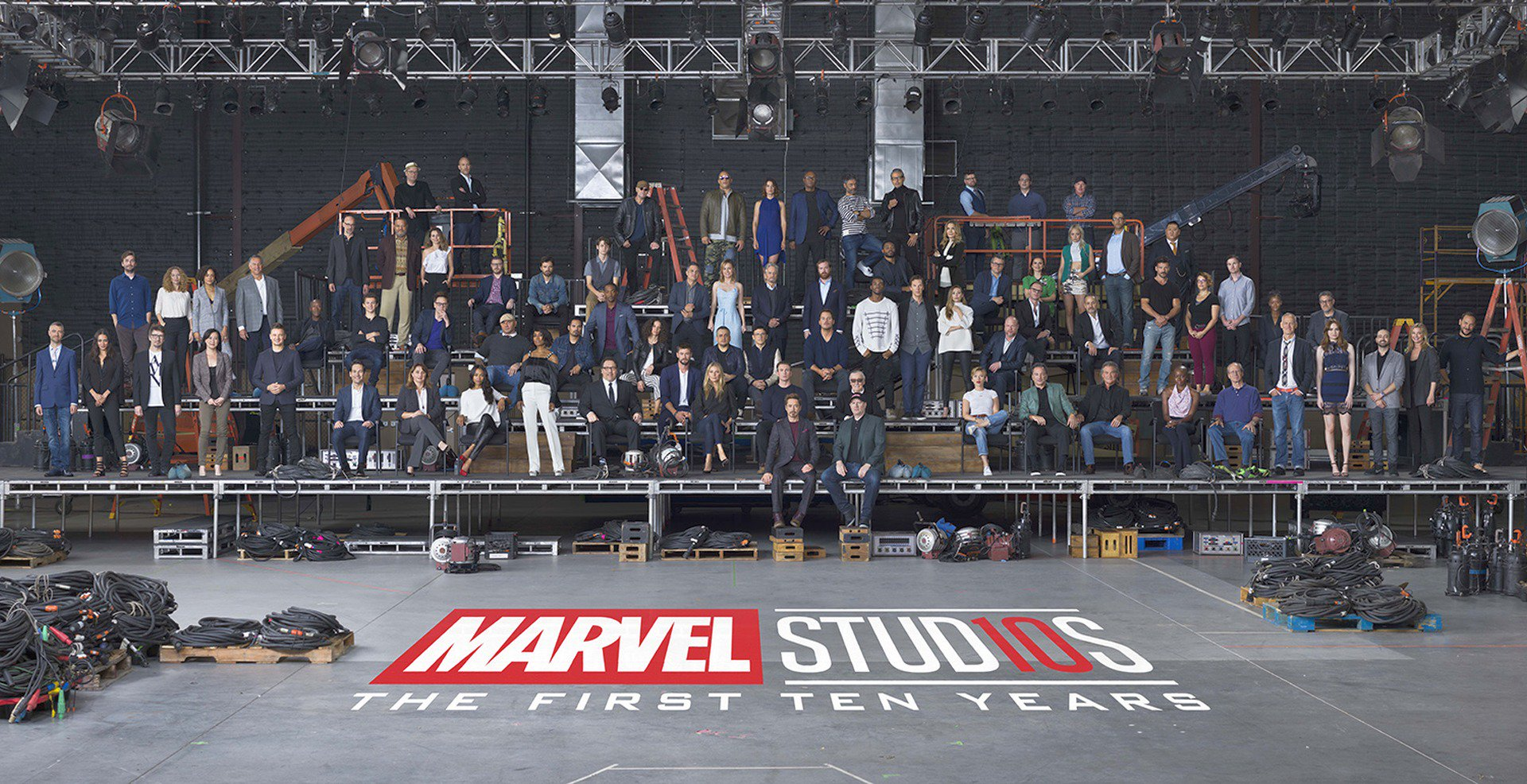 Marvel Cinematic Universe 10-Year Anniversary