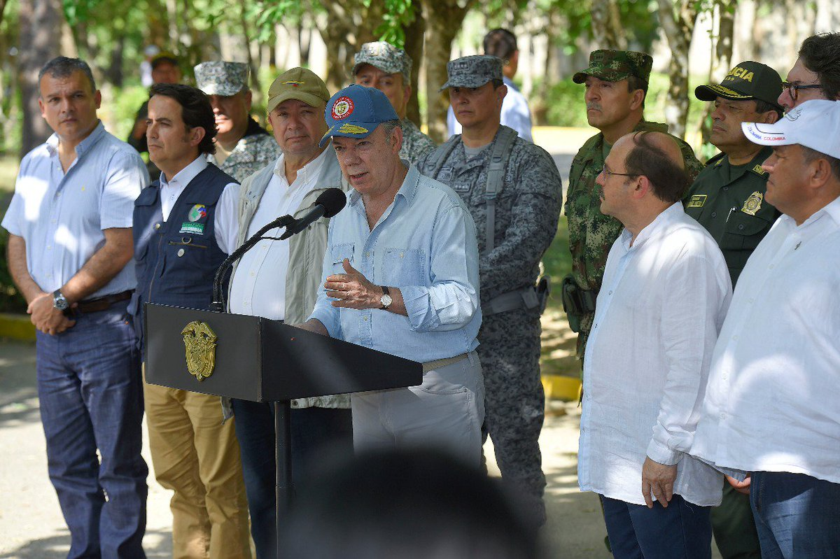 Por oleada terrorista del ELN la Casa de Nariño suspendió diálogos ...