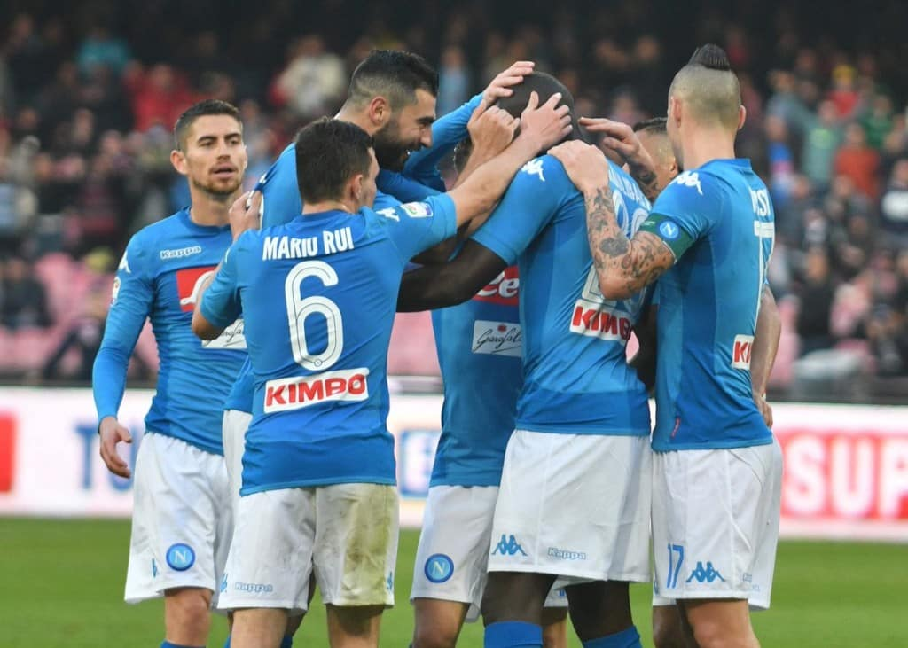 Video: Napoli vs Lazio