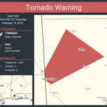 Tornado Warning continues for Yarbo AL, Yellow Pine AL until 5:45 PM CST