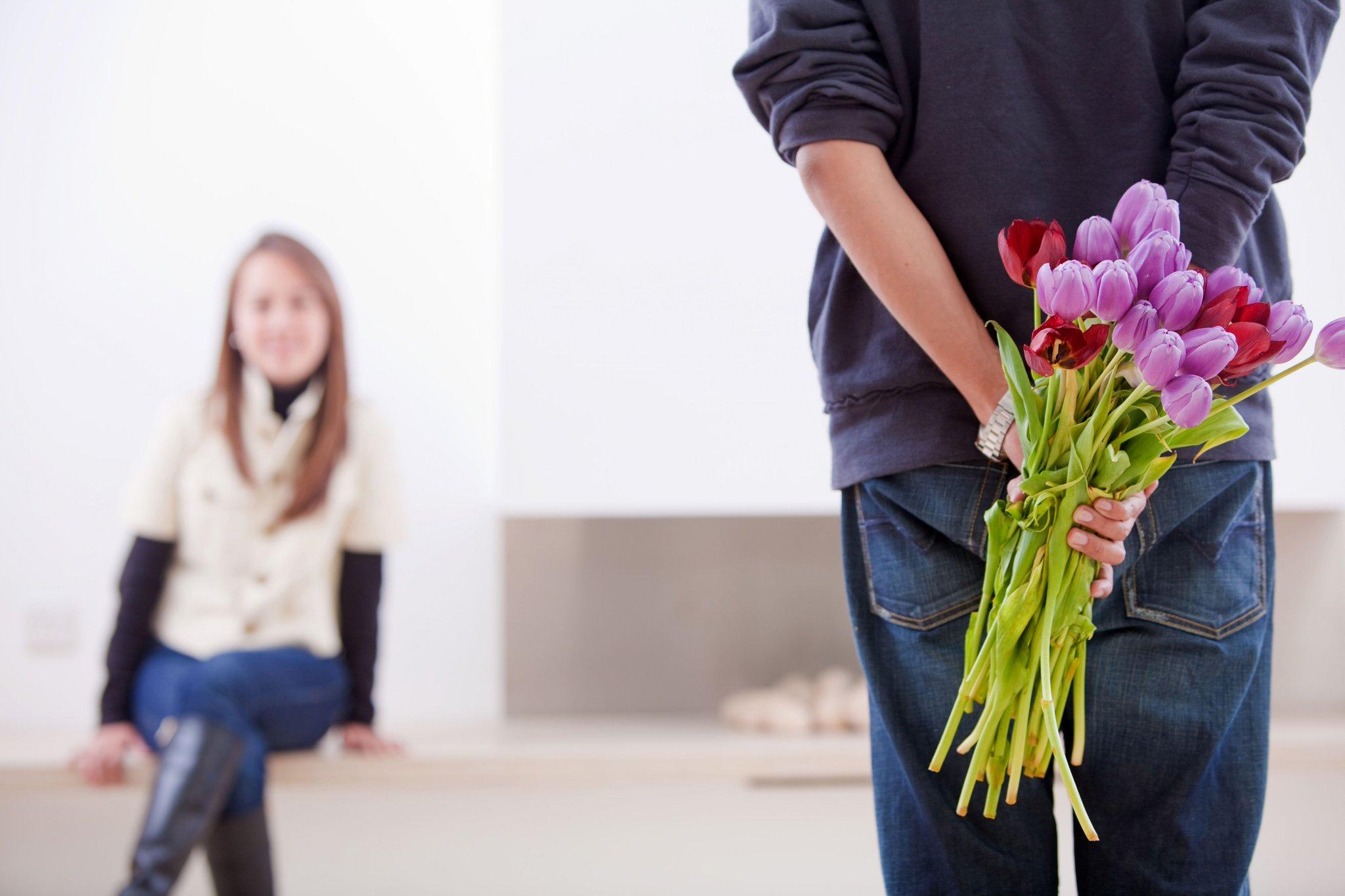 Какие цветы дарят на прощание девушке, цветы минск
