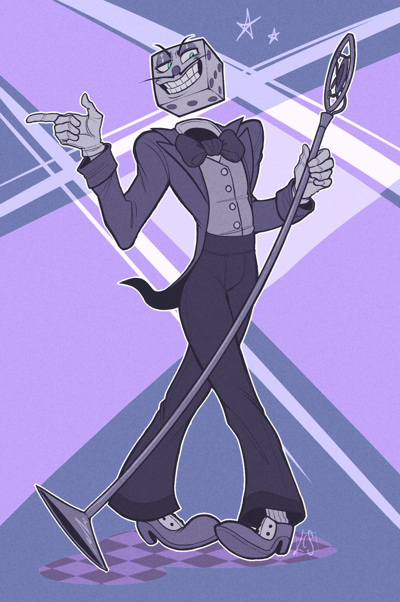 Hey Mr. Pinstripe Suit! Hey Mr. Hi-De Hi-De Ho! #Cuphead