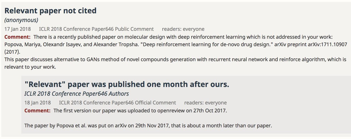 Deep learning era - do not forget to cite *future* relevant papers in your paper :)
