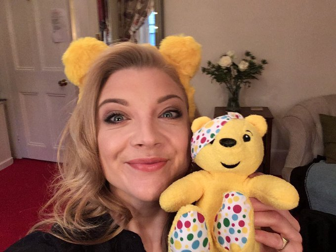 Happy birthday to this cutie called Natalie Dormer